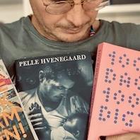 Trekantlitteratur: Pelle Hvenegaard