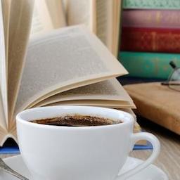 Bogcafé - Befrielse.