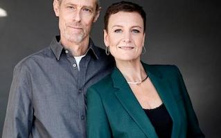 Janni Pedersen og Kim Faber - En aften i krimiens tegn