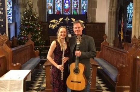 Koncert: Rachel Smith og Paul Gregory