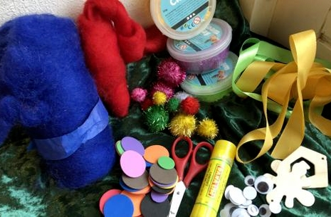 Kreativt sommerværksted i Dianalund: Lav din egen rulling