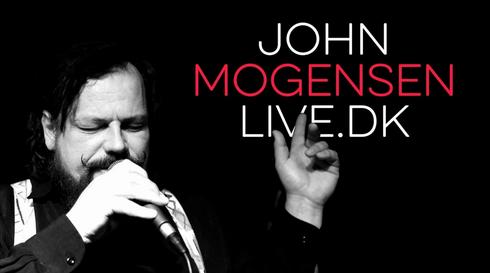 Stegt flæsk & John Mogensen Live