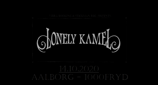 Lonely Kamel + Atomic Peat