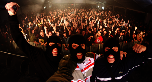 Moscow Death Brigade + support