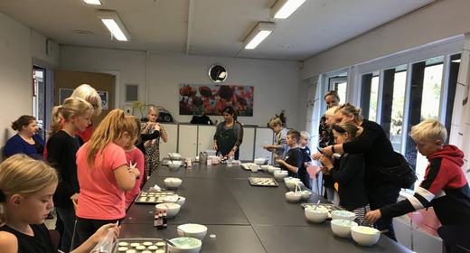 Feriesjov i skolesommerferien - Rollespil i samarbejde med Dragon Factory