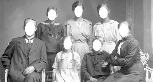 Udskudt pga COVID 19: Lav en 1920'er selfie i Augustenborg uge 22