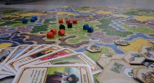 AFLYST: Kom til brætspil på biblioteket
