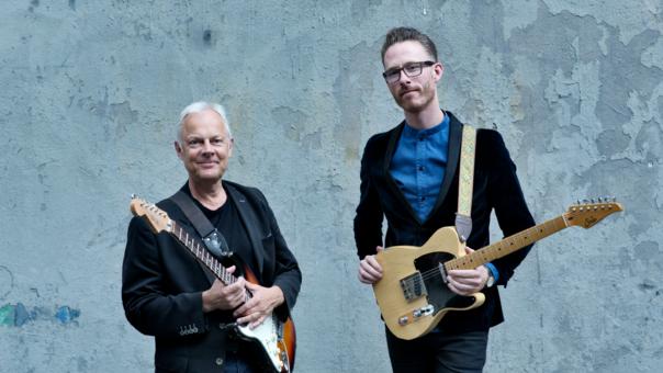 Uffe Steen Trio & Vestbo Trio