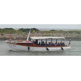 Privat tur, Spar Nord, Pick-up Esbjerg Havn (Roklubbens bro) 16:30. Sejles af KEL og KR