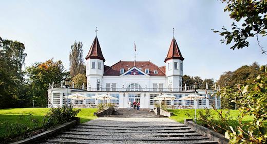 Sommermenu på Varna Palæet