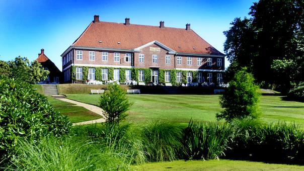 Kom helt tæt på Hindsgavl Slot