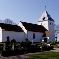 Gudstjeneste i Moltrup Kirke