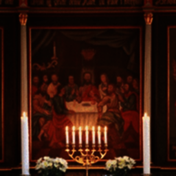 Gudstjeneste: 5. s. e. påske.