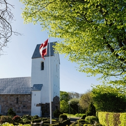 Højmesse ved Vivian Linnebjerg.