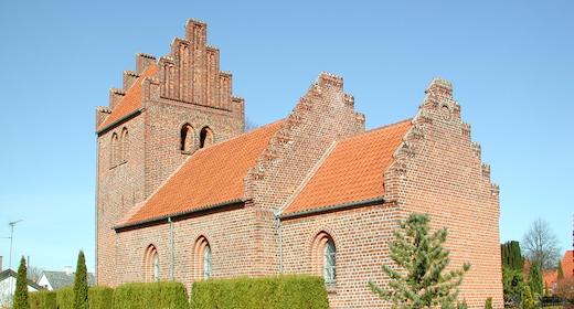 Gudstjeneste: Konfirmation i Ganløse Kirke ved Peter Otken