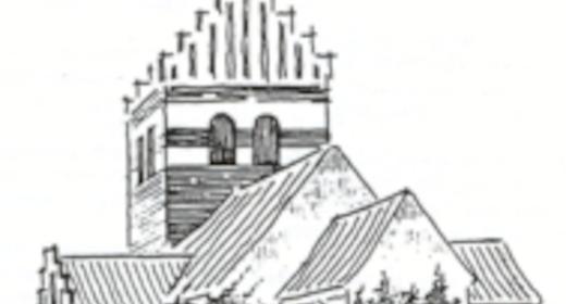 Gudstjeneste: 8. s. e. trin