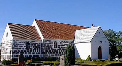 Gudstjeneste: Aftensang i Hørmested Kirke v/Lise Munk Petersen
