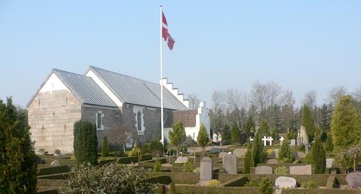 Gudstjeneste i Mosbjerg Kirke v/Lise Munk Petersen