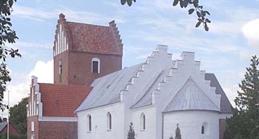 Gudstjeneste Auning Kirke - 9. s.e. trinitatis