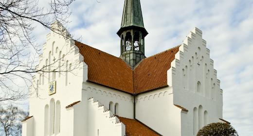 Gudstjeneste, Åbyhøj Kirke v/ Susanne Bach Ramsdal