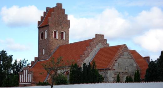 Gudstjeneste Draaby Kirke
