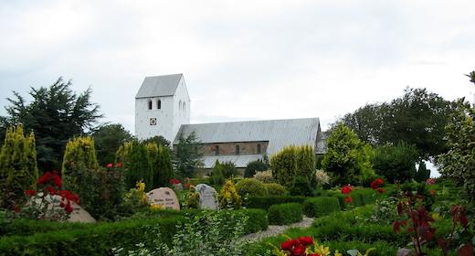 Gudstjeneste i Vestervig Kirke