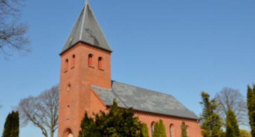 Gudstjeneste: Trinitatis søndag i Stensby kirke