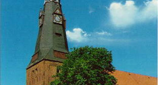De sønderjyske købstadskirker i Sønderjylland