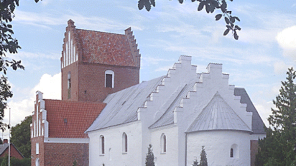 Gudstjeneste Auning Kirke - 5. s.e. trinitatis