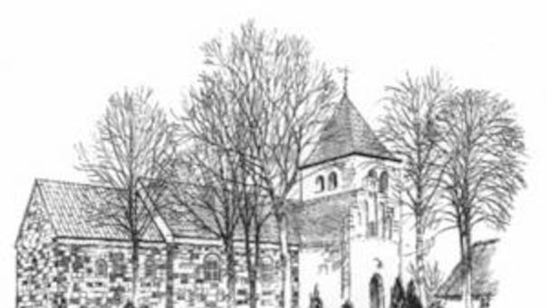 Gudstjeneste Ørsted Kirke - 11. s.e. trinitatis