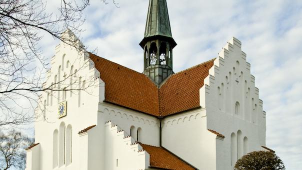 Gudstjeneste, Åbyhøj Kirke v/ Inger Margrethe Mikkelsen