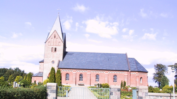 Konfirmationsgudstjeneste i Barrit Kirke