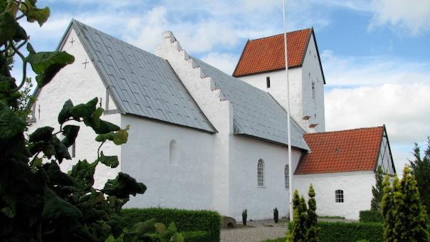 Gudstjeneste Øster Alling Kirke - 8. s.e. trinitatis