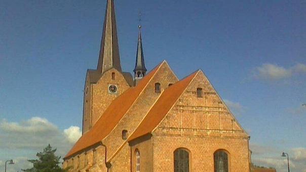 Afskedssalut - Orgelkoncert Anne Agerskov