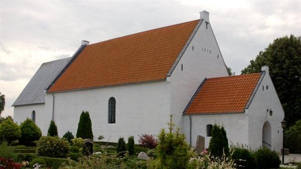 Gudstjeneste i Lendum Kirke v/Eva Christophersen
