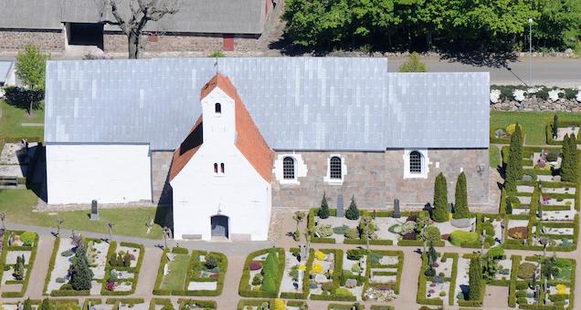 Kirke Koncert med Anders Blichfeldt