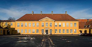 Kunsthuset Palæfløjen, Roskilde Palæ
