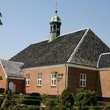 Gudstjeneste i Sønderho kirke ved Nanna D.Coln