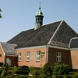Gudstjeneste i Sønderho ved Nanna D. Coln