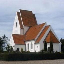 Gudstjeneste ved Bodil Toftdahl, Grønbjerg.