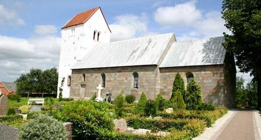 Gudstjeneste: Simested kirke
