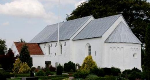 Folkemusikkoncert med Bugge & Jensen i Ørum Kirke