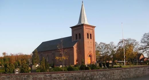 Gudstjeneste: Konfirmation i Gludsted kirke