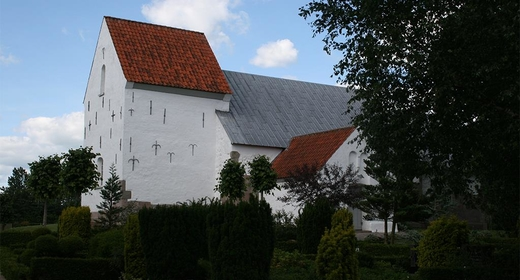 Gudstjeneste - Lindknud kirke