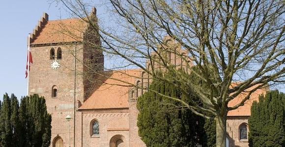 Nykøbing Sj. Kirke