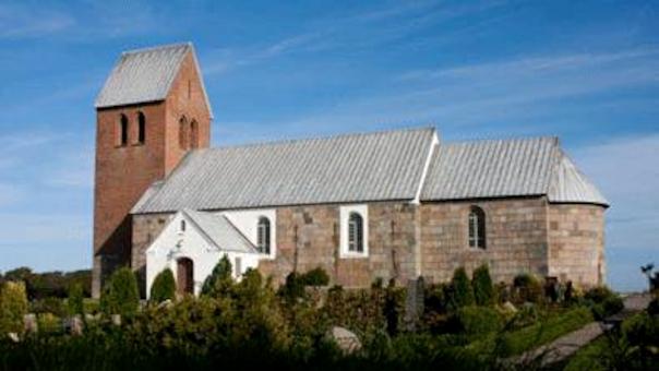 Gudstjeneste i Bedsted Kirke