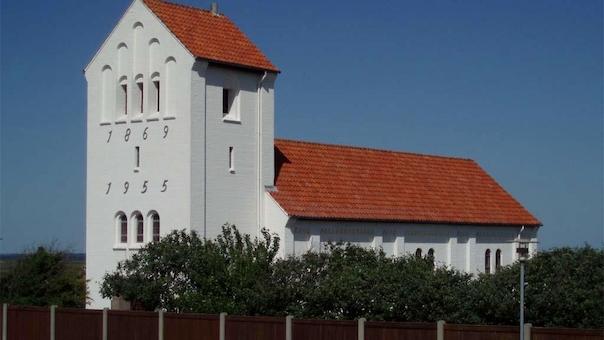 Gudstjeneste: 8. søndag efter trinitatis