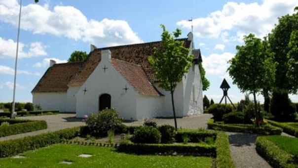 Højmesse - Alrø kirke (AVL)