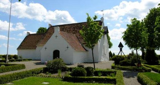 Højmesse - Alrø Kirke (KSB)