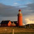 Fernisering på Bovbjerg Fyr